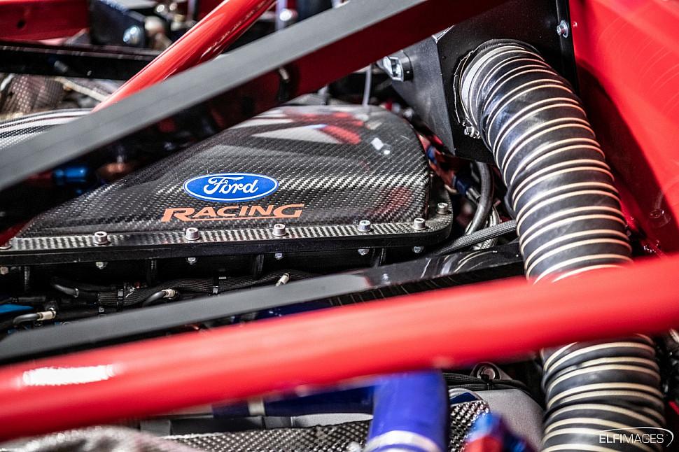 Ford GT Turbo Evo на Нюрбургринге - 03