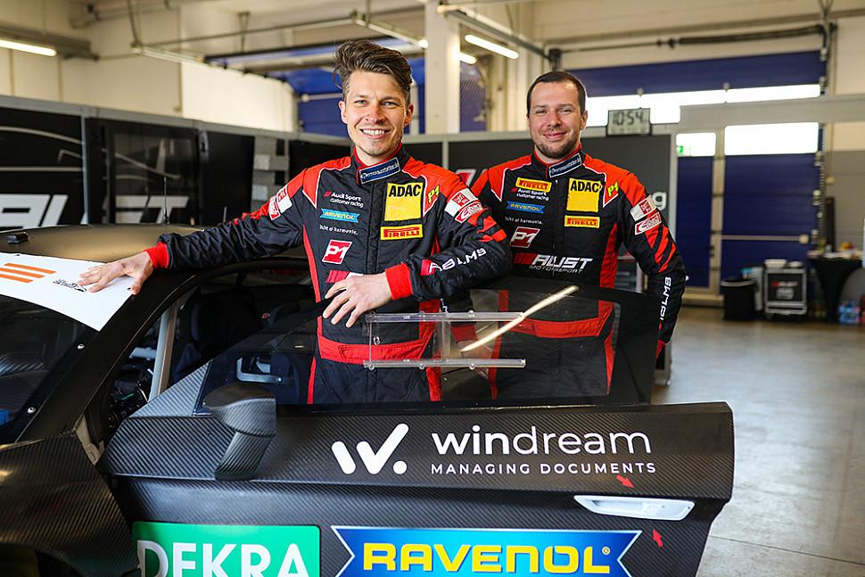 Aust Motorsport возвращает двух чемпионов GT3 на ADAC GT Masters