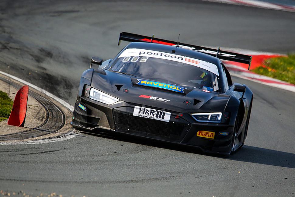 RAVENOL и команда-партнер Aust Motorsport