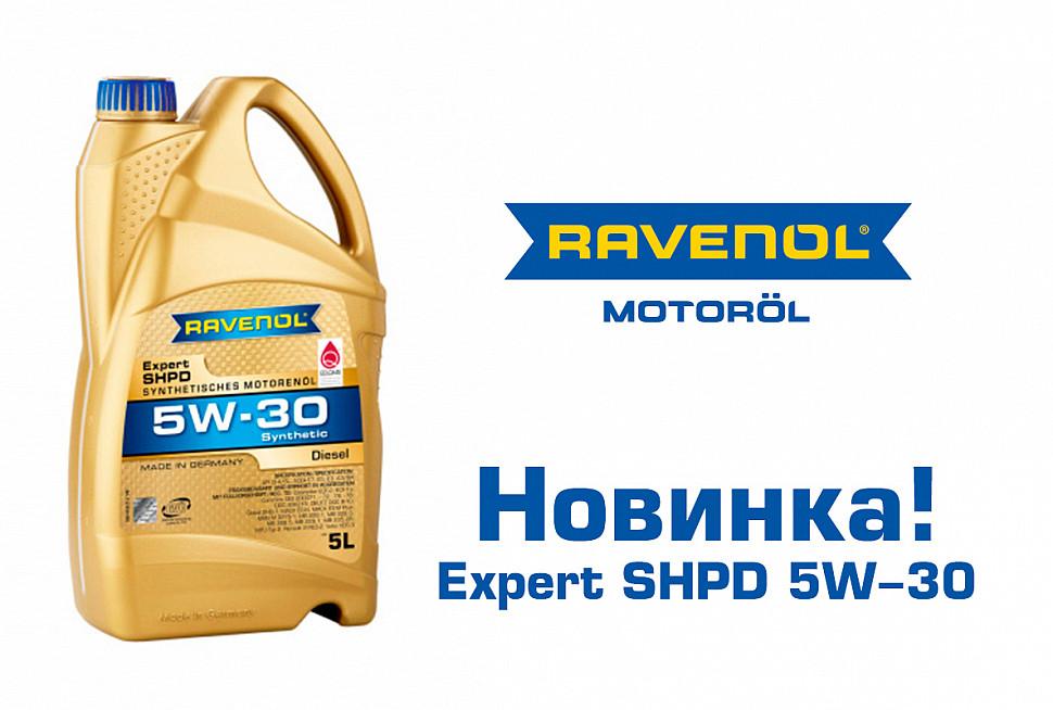 RAVENOL EXPERT SHPD 5W-30