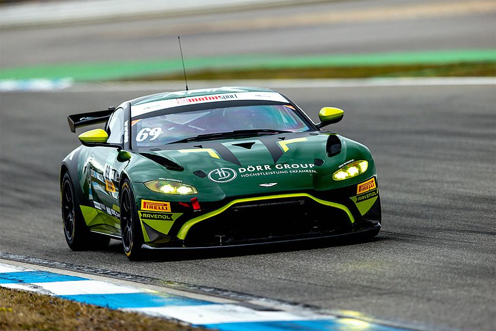 Техническое партнерство RAVENOL и Dörr Motorsport