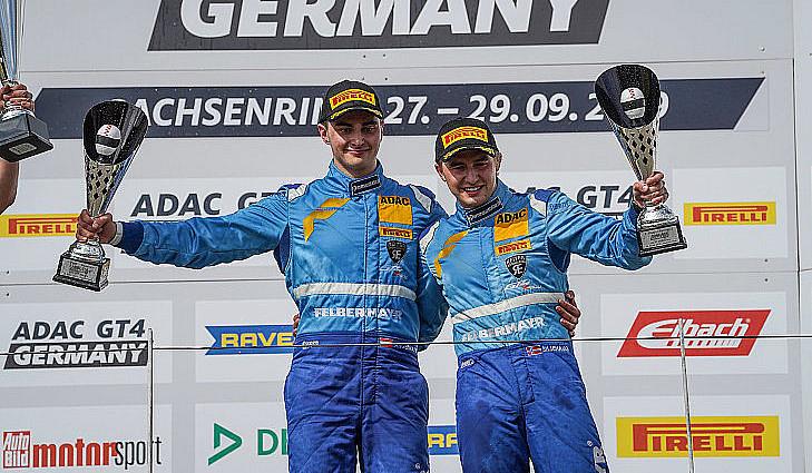 Чемпионы ADAC GT4 в Германии